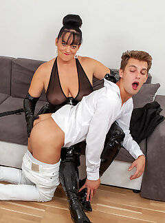 Spanked Pictures